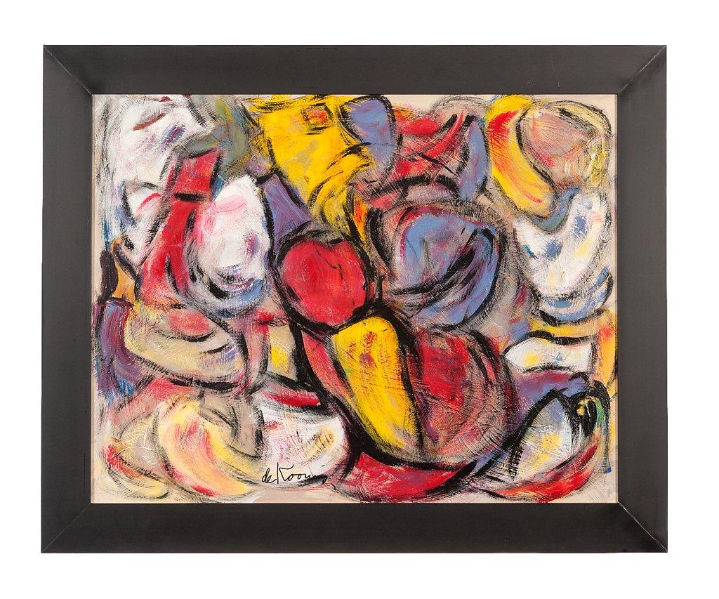 003 Willem de Kooning 49x73 cm