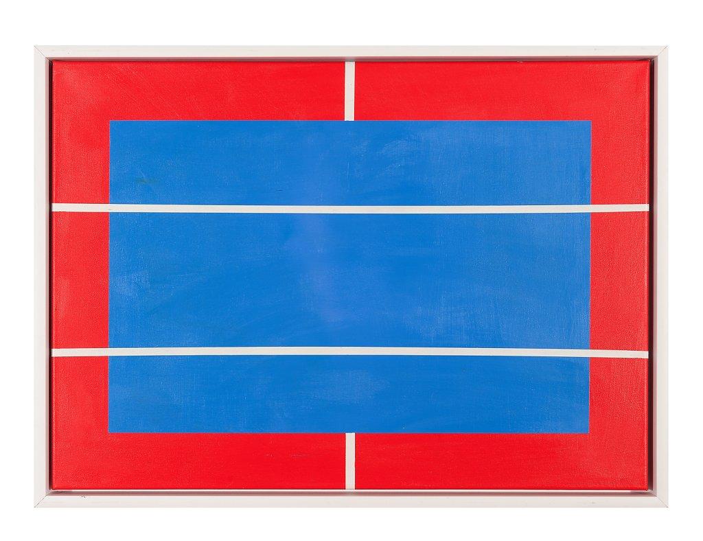 006 Donald Judd 54x74 cm