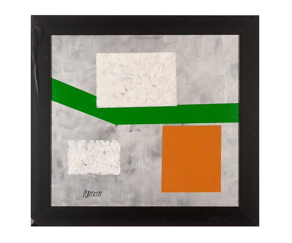009 Robert Ryman 65x60 cm