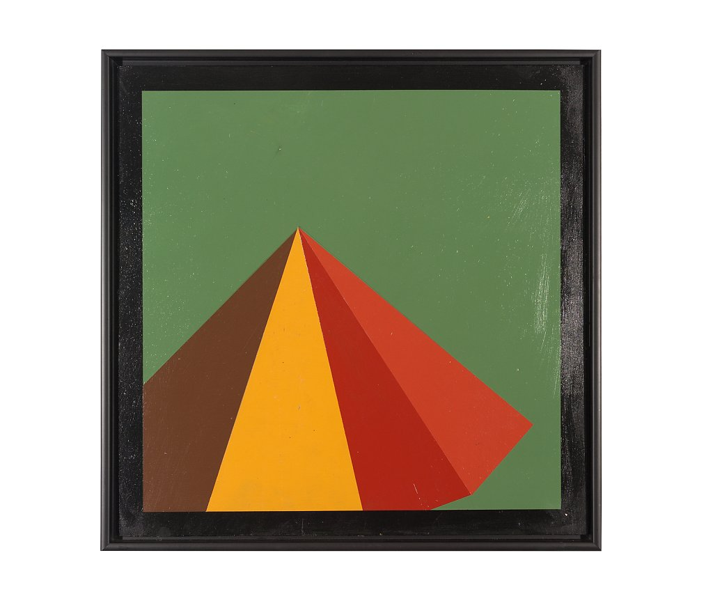 012 Sol LeWitt 63x63 cm