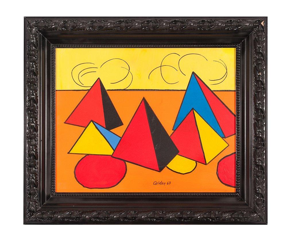 016 Alexander Calder 66x56 cm