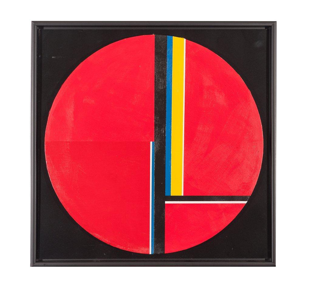 022 Ilya Boloowski 56x56 cm