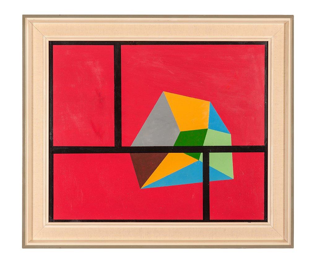 024 Sol LeWitt 72x62 cm