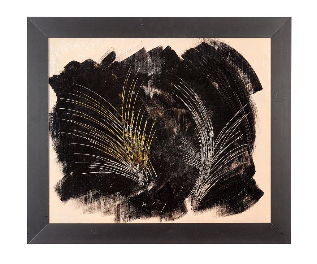 030 Hans Hartung 71x61 cm