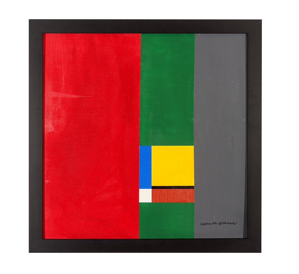 032 Camille Graeser 67x67 cm