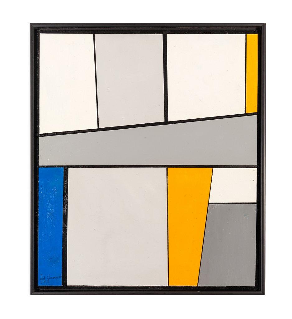 035 Fritz Glarner 63x73 cm