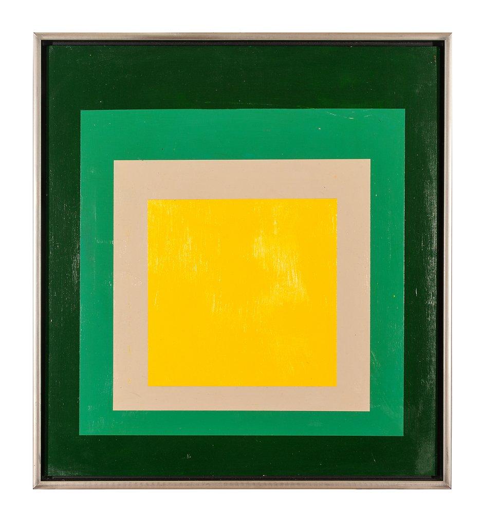 038 Josef Albers 58x63 cm
