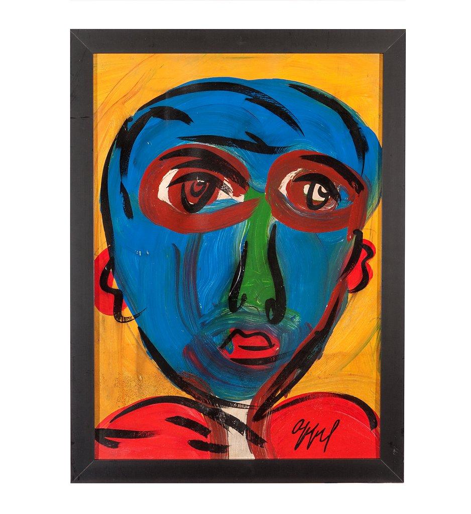 039 Karel Appel 57x77 cm