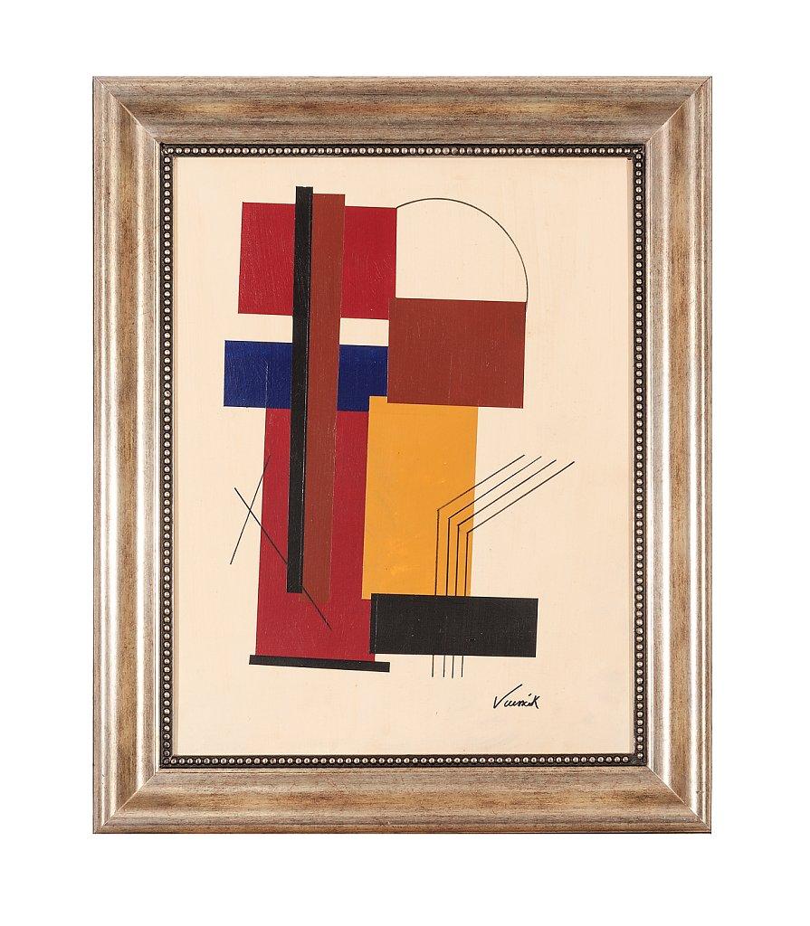 044 Lajos Kassák 50x61 cm