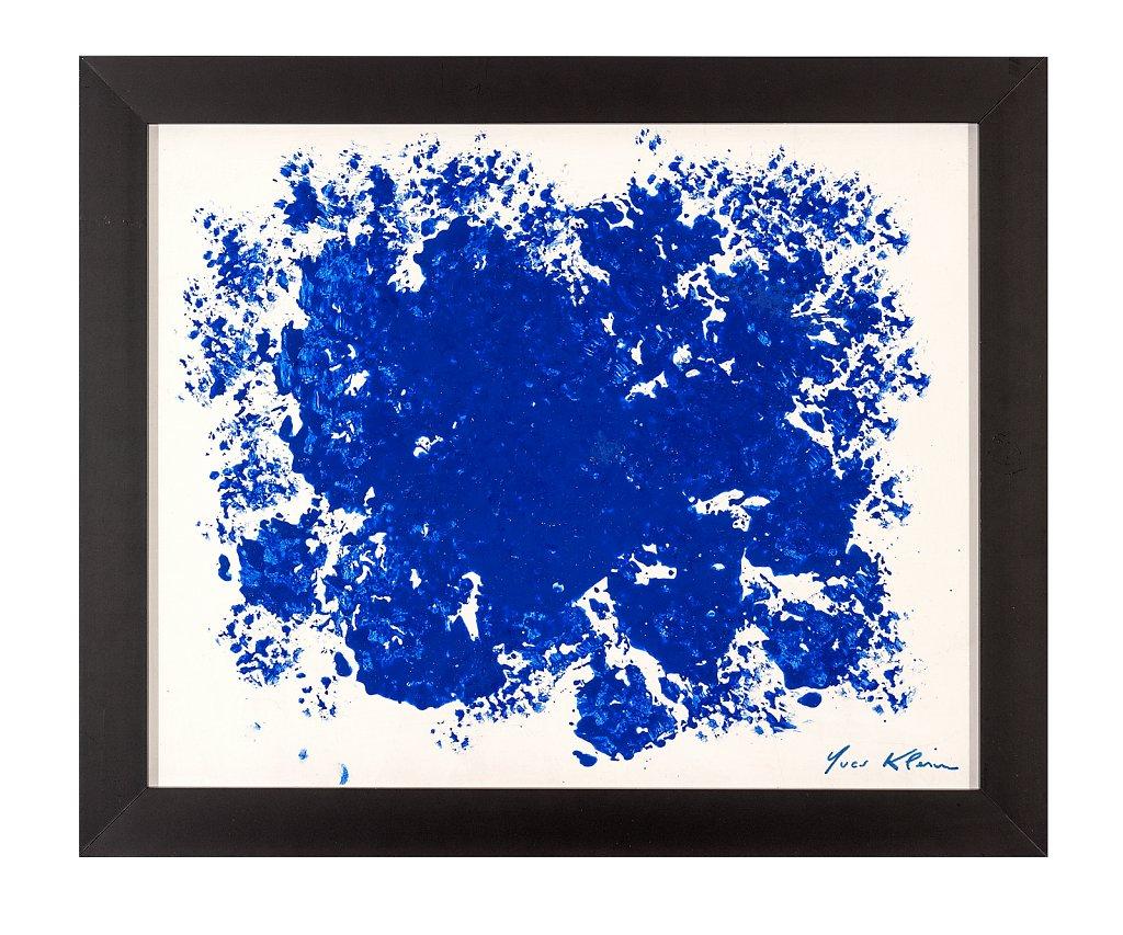 046 Yves Klein 57x47 cm