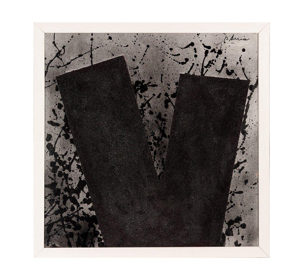 064 Richard Serra 66x66 cm