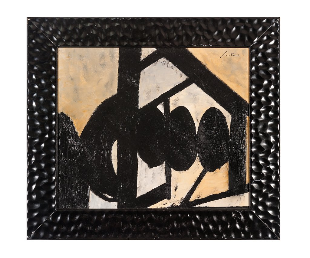 068 Robert Motherwell 78x68 cm