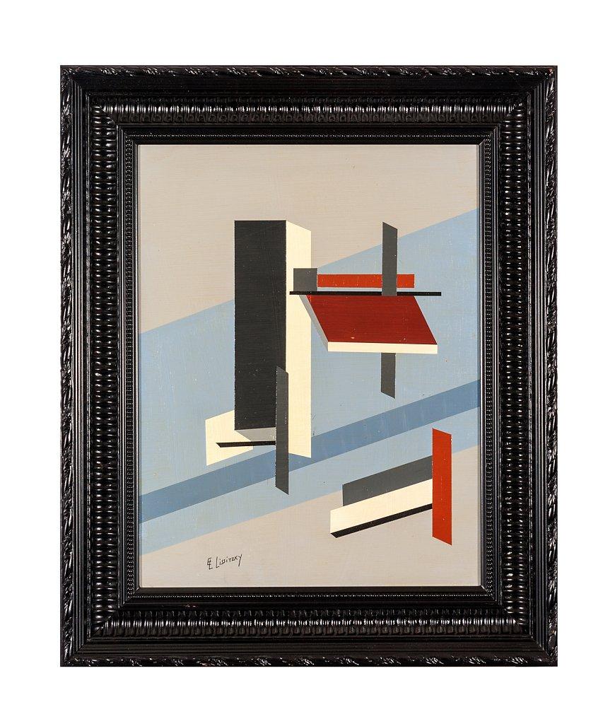 069 El Lissitzky 50x60 cm