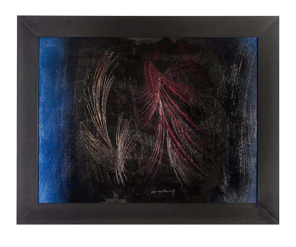 070 Hans Hartung 71x51 cm
